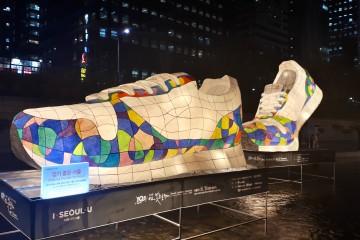'서울빛초롱축제'에서 만난 '걷기 좋은 서울'