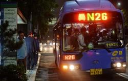 12월 한 달 동안 올빼미버스 4개 노선이 추가 신설·운행된다.