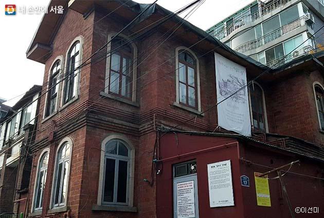 딜쿠샤는 2019년 옛 모습으로 복원되어 개방될 예정이다.