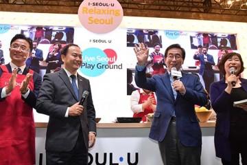 박원순 시장 베이징 방문…환경‧경제 교류협력 강화