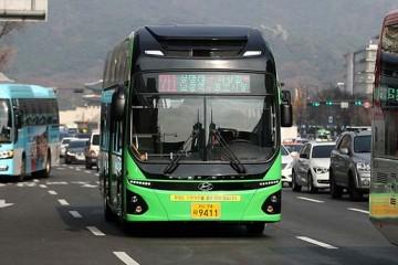대기오염無! 서울에 '전기버스' 달린다…운행노선은?