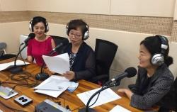 서초FM 팟캐스트 '통통팟'이 11월 2일 첫 방송을 시작했다.