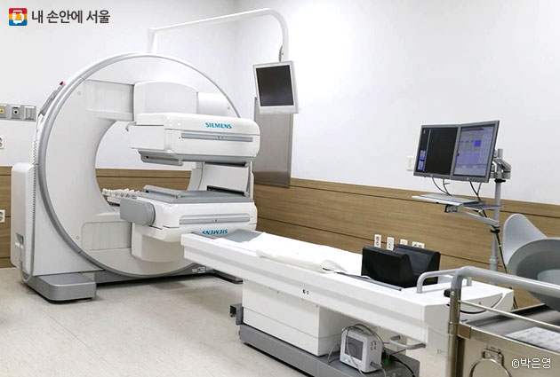 암, 뇌혈관 질환 등을 발견하는 최첨단 의료기 SPECT-CT