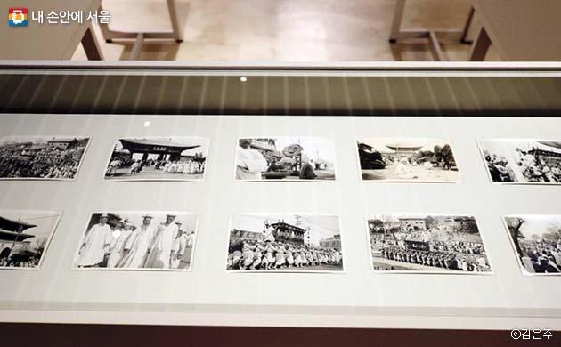 앨버트 부부가 남긴 사진을 통해 당시 조선의 모습과 생활상을 엿볼 수 있다