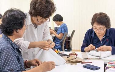 50플러스캠퍼스(중부캠퍼스) 여름학기 강좌 모습