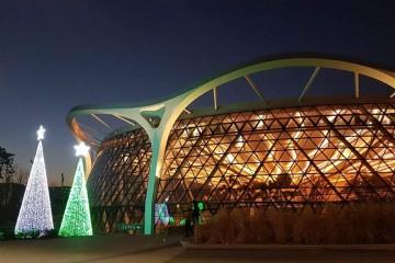 서울식물원 야경