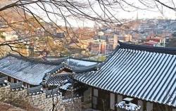 석파정은 서울미술관을 통해서만 들어갈 수 있다