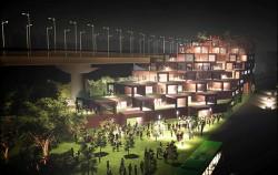 연희동 교통섬 경의선 숲길 끝 주택 300호 공급 계획