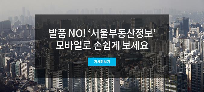 구해줘, 전세집! 달라진 서울부동산정보광장에서