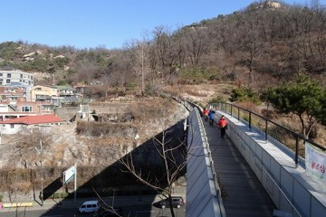 백련산·북한산 생태연결로 따라 '산골마을' 산책