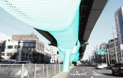 '시민과 함께하는 Eco-Bike Line 아이디어 공모전' 최우수 당선작 [UNDER the C], 석계역~정릉역 일대의 내부순환도로 하부 공간을 활용했다