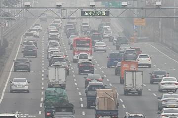 미세먼지 심한 날 '배출가스 5등급 차량' 운행 제한
