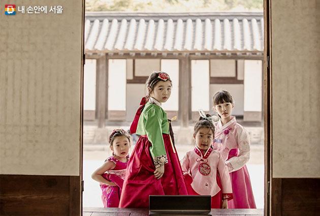 희망 / Wang Jiman / 창덕궁