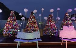 서울 데이트명소 남산타워 사랑의 자물쇠