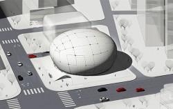 2022년 창동 상계에 건립되는 로봇과학관 조감도