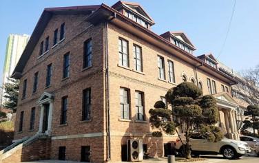 배재고등학교 아펜젤러 기념관(현재 고덕동)