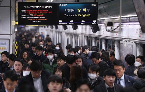 미세먼지 심한 날, 지하철 공기 관리 어떻게 할까?