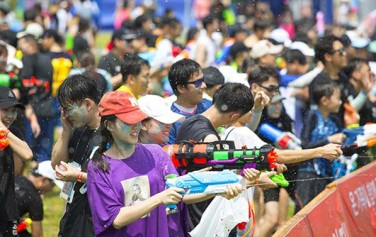 서울대표축제인 '한강몽땅 여름축제'