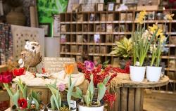 '이정철 과장의 전지가위, 최우경 주무관의 앞치마' 온실에 전시된 식물원 종사자들의 소품과 그 물건에 얽힌 간단한 메모가 신선한 감흥을 안겨 주었다. 덕분에 서울식물원이 더욱 친근하게 다가오는 순간이었다