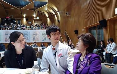 서울케어-건강돌봄 선포식에서 만난 성동구 건강돌봄팀