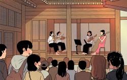 명민호가 그리는 서울이야기 (22) 서울의 근대한옥들