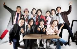 동작50+센터 커뮤니티 '서울문화관광마케팅협회' 회원들, 사진작가 스튜디오에서 사진촬영술에 대한 공부를 마치고 회원이 직접 찍은 사진, 전문가 수준으로 향상되었다