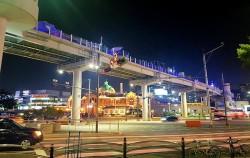 '서울로7017'이 개장 2주년을 맞이했다