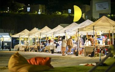 '모두의 시장'이 문화비축기지에서 5월~12월까지 매월 2회 열린다.