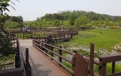 구로구 항동에 자리한 푸른수목원