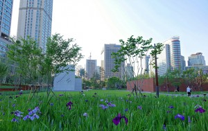 6월 1일 서소문역사공원이 개방됐다. 시민들에게 좋은 휴식처가 될 것으로 기대된다.