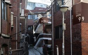 세계 최고 권위 미국 'SEGD'에서 공공디자인 부문 최고상을 수상한 서울시 범죄예방(생활안심)디자인(성동구 금호4가동 일대)