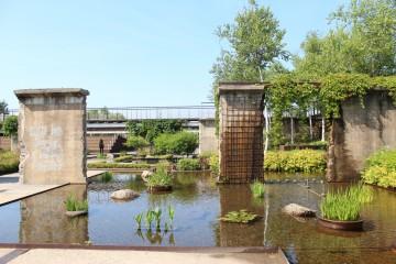 서서울호수공원 몬드리안 정원
