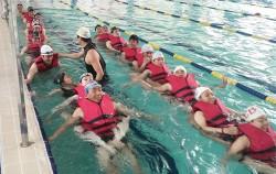서울특별시 체육시설관리사업소가 '가족과 함께하는 생존수영교실'을 7월 20일부터 운영한다