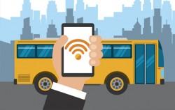 서울시는 2020년까지 시내버스와 광역버스, 마을버스에 공공 와이파이망을 100% 구축한다