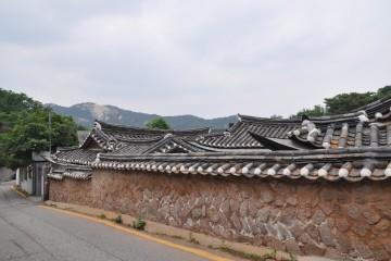 부암동의 전통 건축