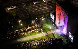 서울365패션쇼가 7월 20일 독립문에서 열렸다