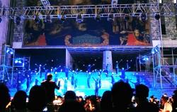 오는 9월 세종문화회관 산하 9개 예술단이 첫 통합 공연을 앞두고 쇼케이스가 열렸다
