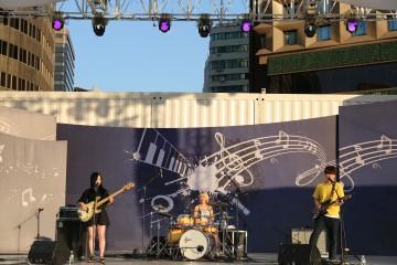 서울광장에서 멋진 공연!