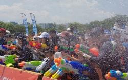한강워터피크닉 – 물싸움축제