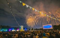 8월 9일부터 17일까지 9일간 여의도한강공원에서 '시네마위크' 행사가 열린다