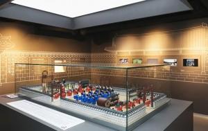 성북동에 위치한 선잠박물관