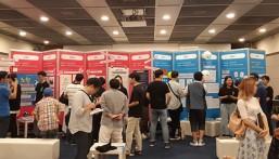 '제3회 서울청년시민회의' 청년자율예산제 정책마켓, 이곳에서 여러 후보 정책들에 대한 설명을 들을 수 있었다