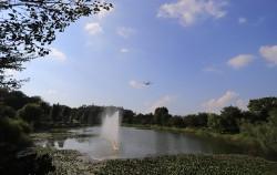 서서울호수공원에는 아름다운 호수와 낭만이 있다