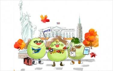 9월 30일부터 10월 30일까지 '제로페이 쓰고 미국/캐나다 가자' 경품 이벤트가 진행된다.