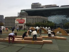 도심 한복판에서 만나는 이색 축제 '서울거리예술축제 2019'