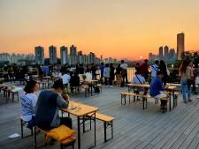 지난 28일, 서울시의 또 하나 랜드마크가 될 노들섬이 개장했다.
