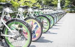 서울시 공공자전거 따릉이