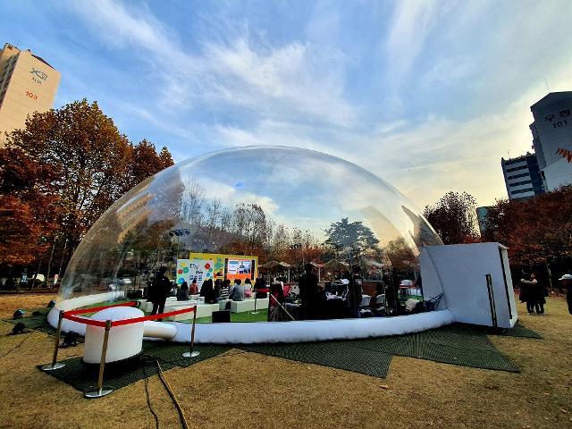 문래동 도시재생 축제 '다시 쓰는 영등포' 현장