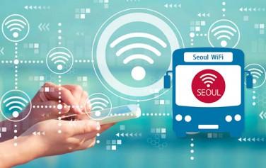 11월 20일부터 서울의 모든 마을버스에서 무료 공공 와이파이가 터진다.