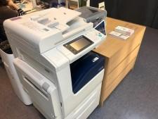 출력 가능 프린터